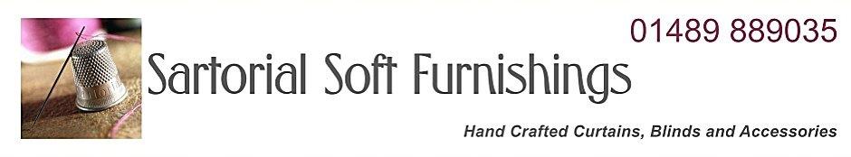 Sartorial Soft Furnishings