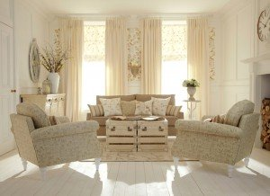 Shabby Chic collection in Terracotta