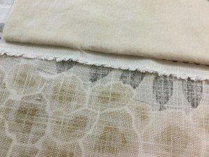 Interlined curtains Figure 5